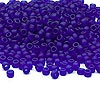Seed-bead-Dyna-Mites153-glass-transparent-cobalt-matte-8-round-Sold-pe---p8334sb(3)