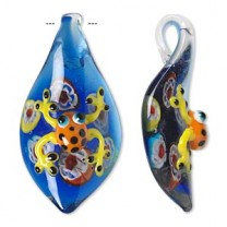 Pendants-Lampwork-Glass-Multicolored---p1962dgb