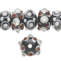 Beads-Lampwork-Glass-Multicolored---p8457glb